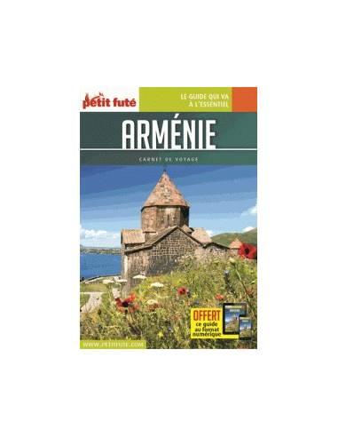 Arménie - Örményország útikönyv