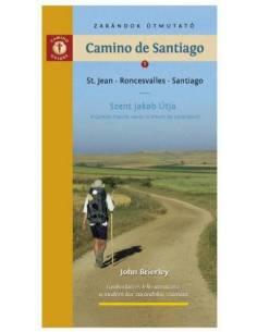 Camino de Santiago - Szent Jakab Út útikalauz