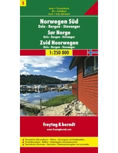 Norvégia 1:...
