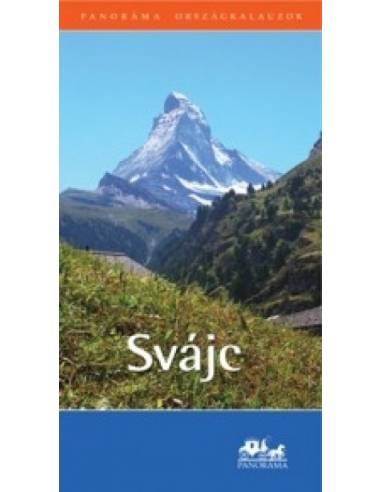 Svájc útikönyv (Panoráma)