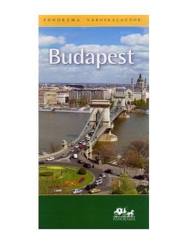 Budapest útikönyv (Panoráma)