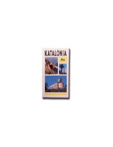 Katalónia útikönyv (Panoráma)