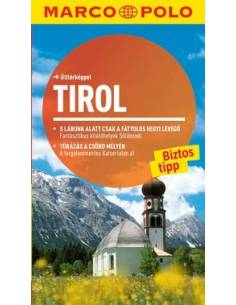 Tirol útikönyv (MARCO POLO)