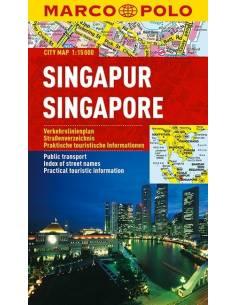Singapore - Szingapúr city...