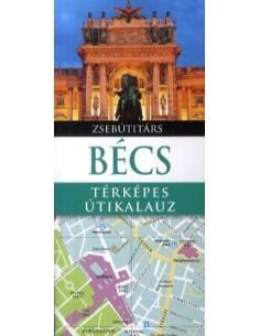 Bécs zsebútitárs - Térképes...
