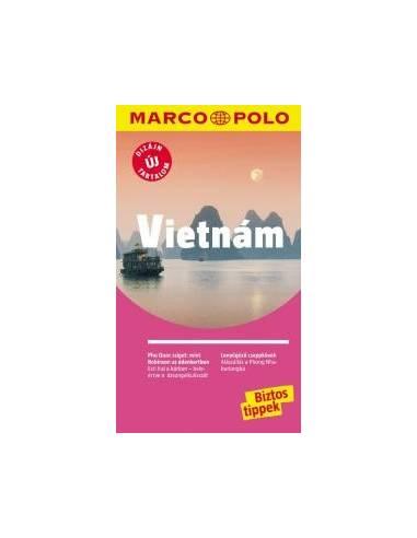 Vietnám útikönyv (Marco Polo)