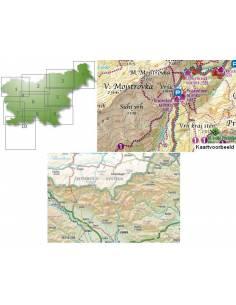 Szlovén Alpok keleti része...