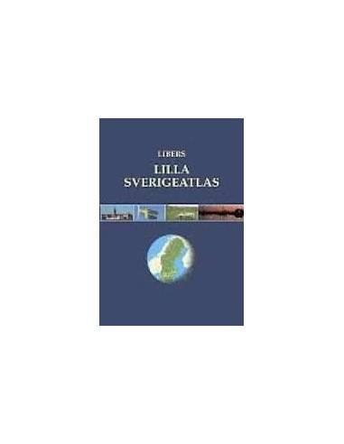 Svédország atlasz (LILLA)