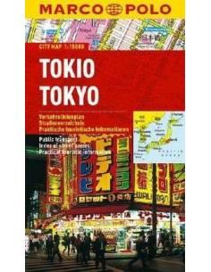 Tokió (Tokyo) Cityplan -...
