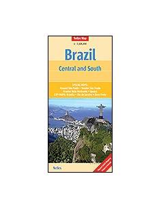 Brazil Central and South...