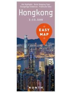 Hongkong – Urlaubskarte...