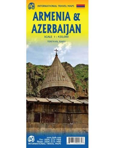 Armenia & Azerbaijan - Örményország...