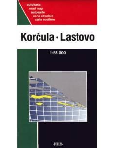 Korcula-Lestovo-Mljet-Sipan...