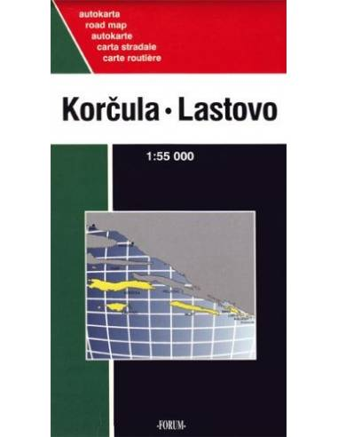 Korcula-Lestovo-Mljet-Sipan-Lopud-Kol...