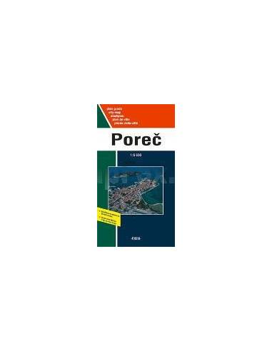 Rovinj / Porec várostérkép