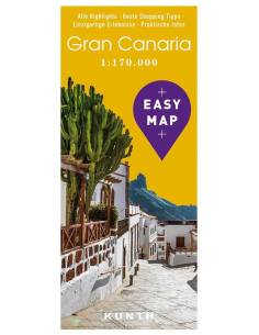 Gran Canaria – Urlaubskarte...