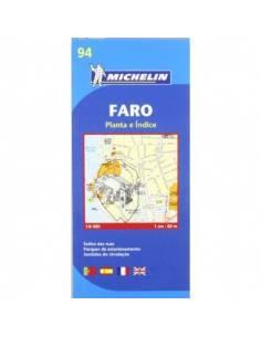 MN 94 Faro várostérkép