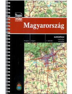 Magyarország atlasz (HM)