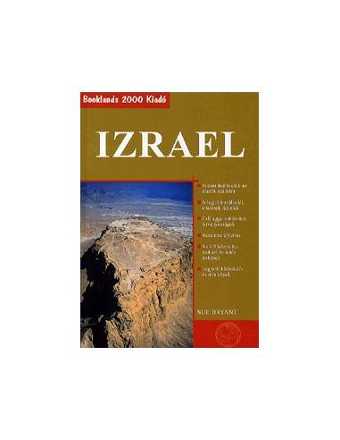 Izrael útikönyv - Booklands
