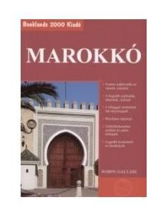 Marokkó útikönyv